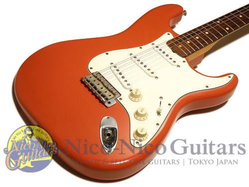 Fender Custom Shop 1999 60's Stratocaster Closet Classic (Fiesta Red)