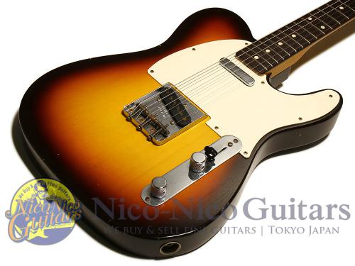 Fender Custom Shop 2016 '59 Telecaster Journeyman Relic (Sunburst)