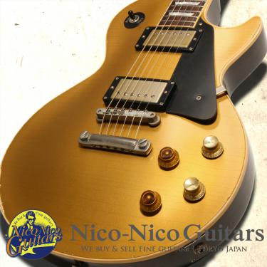 Gibson Custom Shop 2009 Inspired By Series Joe Bonamassa Les Paul Aged (Gold)
