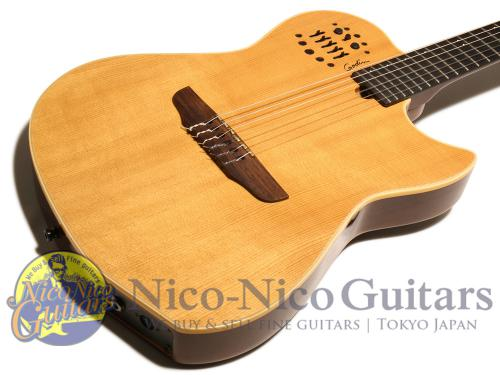 Godin 2002 Multiac Nylon SA (Natural)
