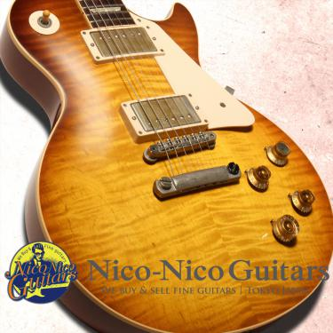 Gibson Custom Shop 2009 Michael Bloomfield 1959 Les Paul VOS (Bloomfield Burst)