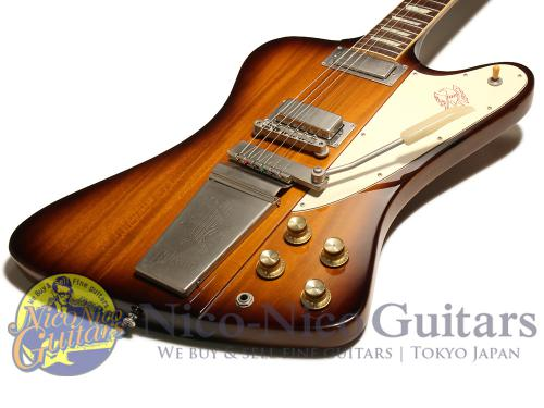 Gibson Custom Shop 2012 Historic 1965 Firebird V VOS (Sunburst)