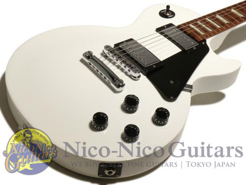 Gibson 2016 Les Paul Studio T (Alpine White)