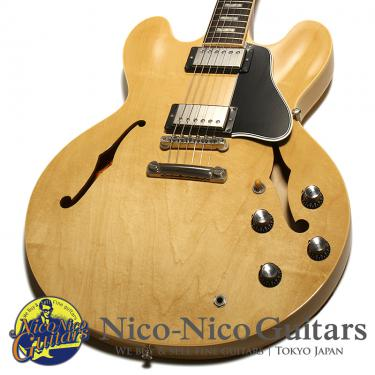 Gibson Custom Shop 2010 Historic Collection 1963 ES-335 Plain Nashville (Natural)