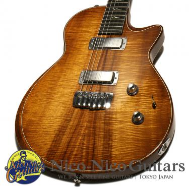 Taylor 2008 Custom Solid Guitar Koa (Natural)