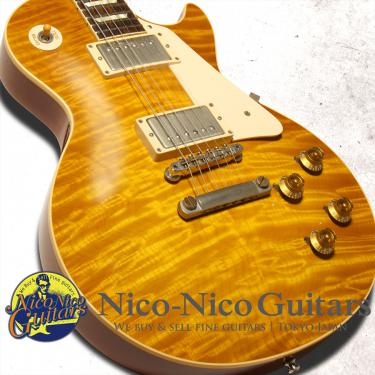 Gibson Custom Shop 2014 Historic 1959 Les Paul VOS (Lemon Burst)