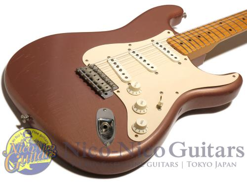 Fender Custom Shop 2003 '58 Stratocaster Closet Classic (Burgundy Mist)
