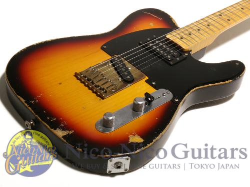 Fender Custom Shop 1996 Keith Richards Telecaster (Sunburst)