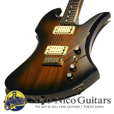 B.C.Rich Early 80s Son of a Rich Mockingbird (Tobacco Sunburst)