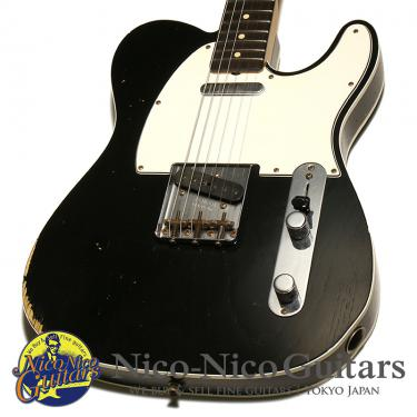 Fender Custom Shop 2012 1961 Custom Telecaster Relic (Black)