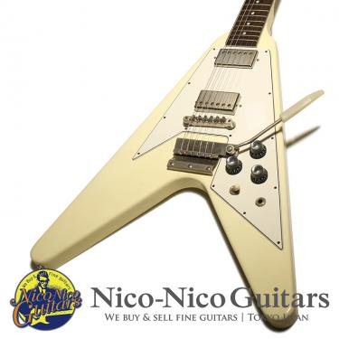Gibson Custom Shop 2012 Historic Collection 1967 Flying V VOS (White)