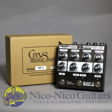 Crews Maniac Sound BAP-2 Bass Preamp