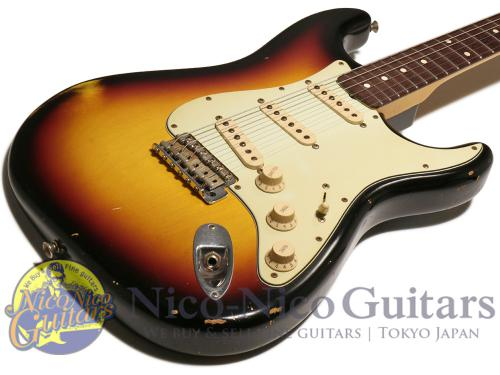 Fender Custom Shop 2008 '60 Stratocaster Relic (Sunburst)