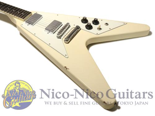 Gibson 1981 Flying V (White)