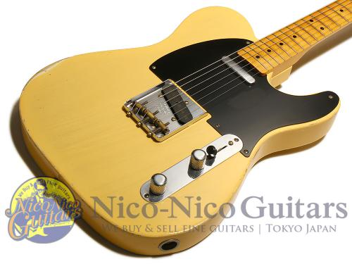 Fender Custom Shop 2010 '51 Nocaster Relic (Blonde)