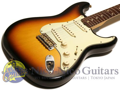 Fender Custom Shop 2006 '60 Stratocaster Relic (Sunburst)