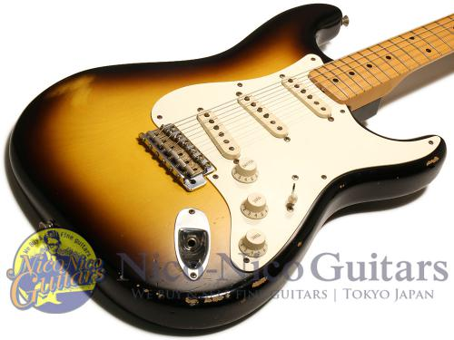 Fender Custom Shop 2008 '56 Stratocaster Relic (Sunburst)