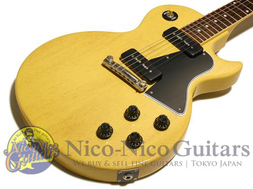 Gibson Custom Shop 2009 Historic 1960 Les Paul Special SC VOS (TV Yellow)