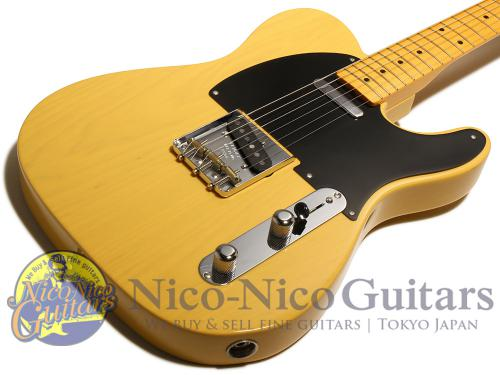 Fender 2011 American Vintage '52 Telecaster Thin Lacquer (Blonde)