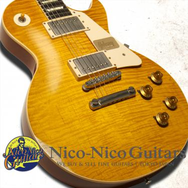 Gibson Custom Shop 2013 Historic 1959 Les Paul Aged (Lemon Drop)