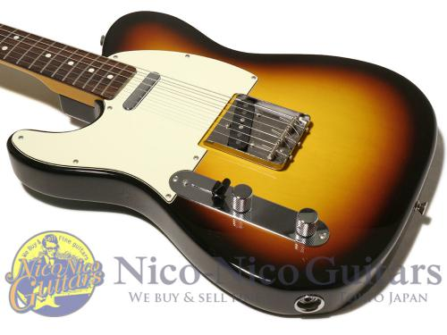 Fender Japan 2012 TL62-US Left Hand (Sunburst)