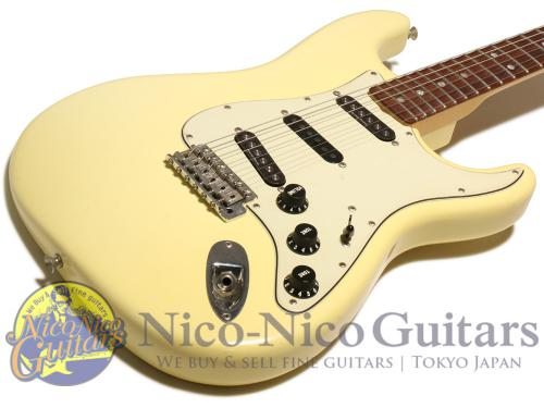 Fender Custom Shop 2004 Masterbuilt '69 Stratocaster Custom by Art Esparza (Vintage White)
