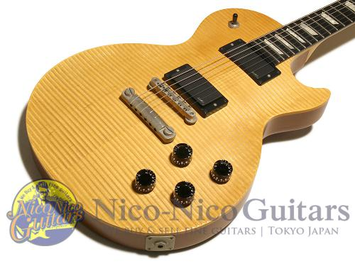 Gibson Custom Shop 1999 Zakk Wylde Signature Les Paul Rough Top (Natural)