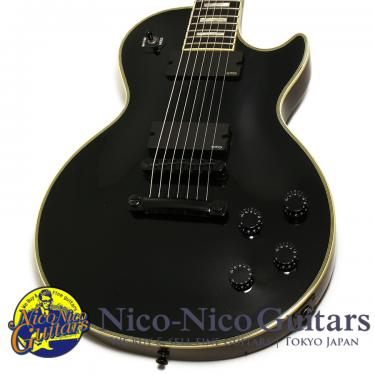 Epiphone 2013 Limited Edition Matt Heafy Les Paul Custom-7 (Ebony Black)