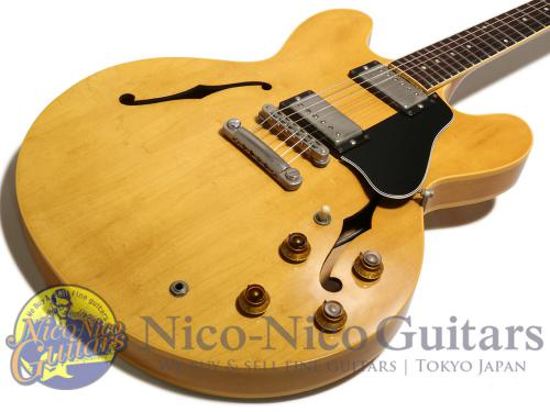 Gibson 1988 ES-335 Dot Reissue (Antique Natural)