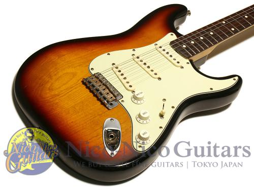 Fender Custom Shop 1993 '60 Stratocaster (Sunburst)