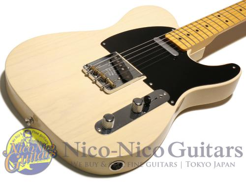 Fender Custom Shop 2013 '51 Nocaster Closet Classic (White Blonde)