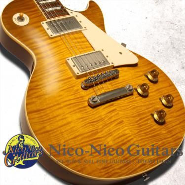 Gibson Custom Shop 2014 Historic 1959 Les Paul VOS Hand Selected (Spoonful Burst)