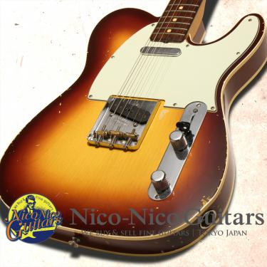 Fender Custom Shop 2012 Masterbuilt Limited Sheryl Crow '59 Custom Telecaster Relic by Dale Wilson (Faded Chocolate Sunburst)