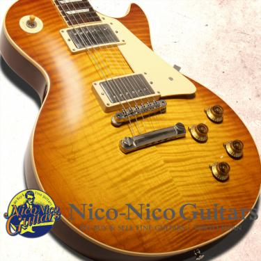 Gibson Custom Shop 2015 Historic Select 1959 Les Paul Vintage Gloss (Iced Tea Burst)
