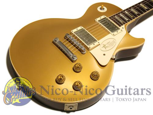 Gibson Custom Shop 2011 Historic 1957 Les Paul VOS Dark Back (Gold)