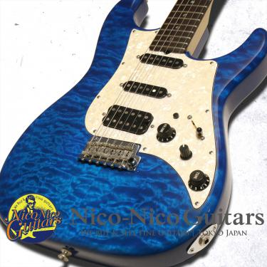 James Tyler 2008 Studio Elite HD QMT (Transparant Blue)