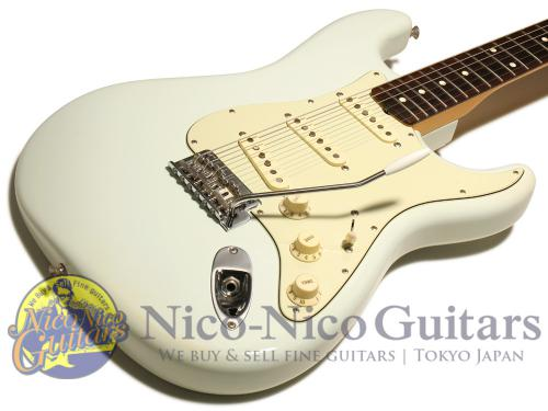 Fender Mexico 2009 Classic Player '60s Stratocaster (Sonic Blue)