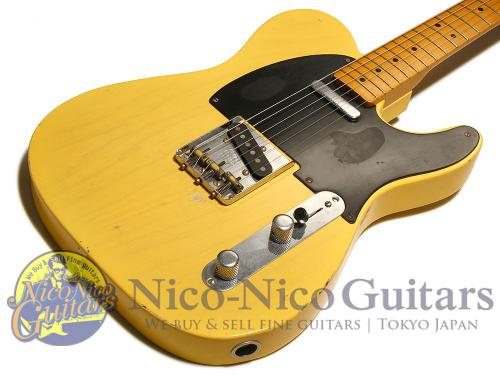 Fender Custom Shop 2007 '51 Nocaster Relic (Blonde)