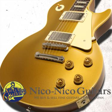 Gibson Custom Shop 2015 True Historic 1957 Les Paul Vintage Gloss (Gold)