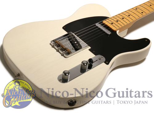 Fender Custom Shop 2012 '52 Telecaster NOS (White Blonde)