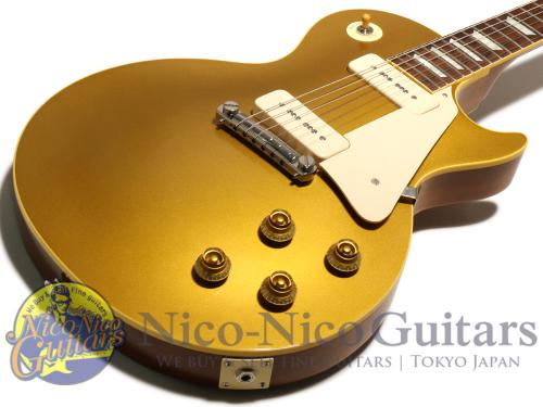 Gibson Custom Shop 2015 True Historic 1954 Les Paul Vintage Gloss (Gold)