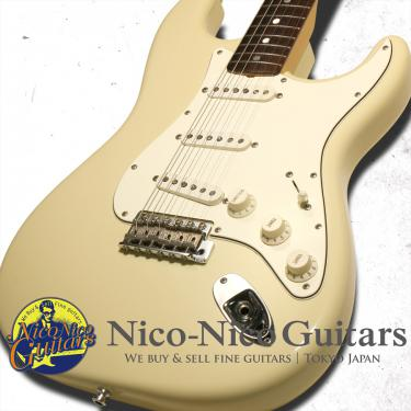 Fender Custom Shop 2002 MBS 70's Stratocaster NOS Masterbuilt by Art Esparza (White)