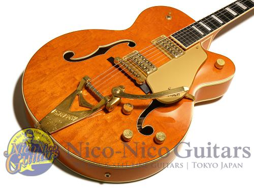 Gretsch 1991 6120 (Orange)