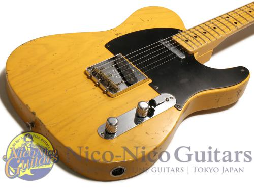 Fender Custom Shop 2015 Masterbuilt '51 Nocaster Relic by Jason Smith (Butterscotch Blonde)