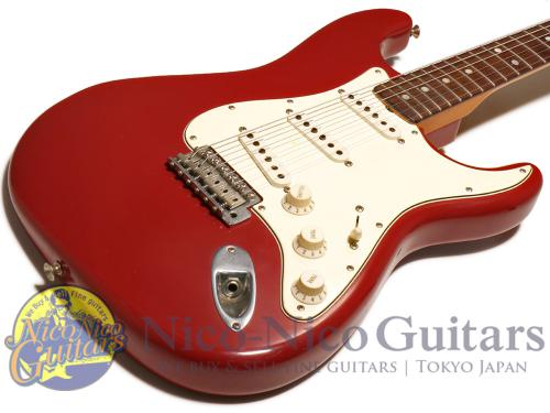 Fender Custom Shop 2005 Masterbuilt '64 Stratocaster Closet Classic by Chris Fleming (Dakota Red)