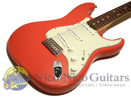 Fender Custom Shop 2015 '60 Stratocaster NOS (Fiesta Red)