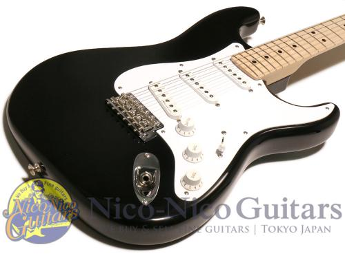 Fender Custom Shop 2008 Masterbuilt Eric Clapton Stratocaster by Todd Krause (Black)