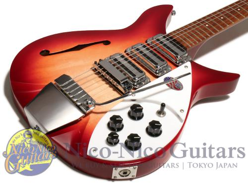 Rickenbacker 2014 Limited Special 1996 (Fireglo)
