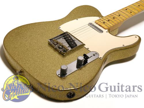 Fender Custom Shop 1995 50s Telecaster NOS (Gold Flake)