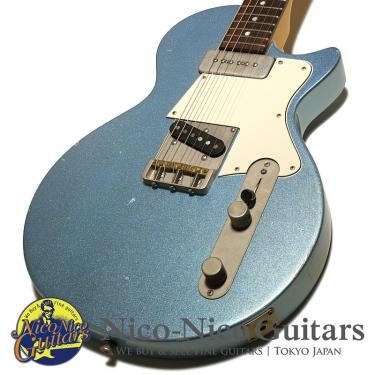 Fano Guitars Standard SP6 T90 (Ice Blue Metallic)